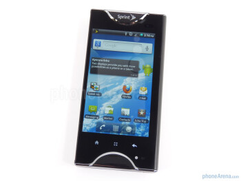 Kyocera Echo Review