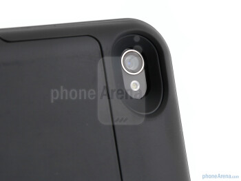 The sides of the Mophie Juice Pack Plus - Mophie juice pack plus for iPhone 4 Review