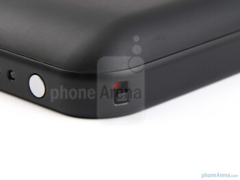 Power switch - Mophie juice pack plus for iPhone 4 Review