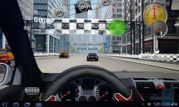 Need for Speed Shift - T-Mobile G-Slate Review