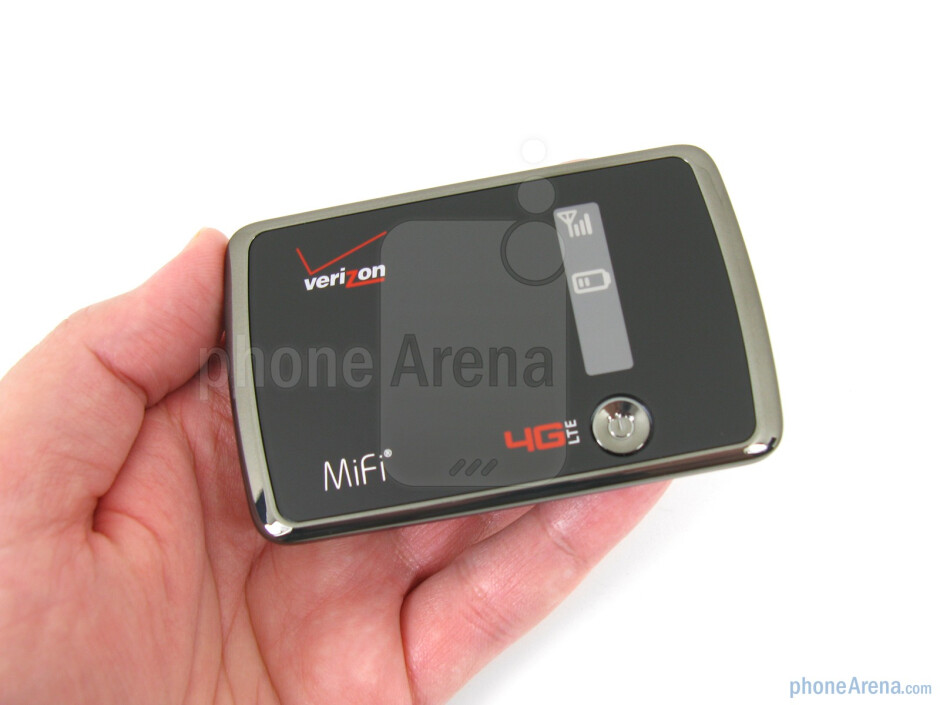 The Novatel 4510L 4G MiFi (Left) and the Samsung SCH-LC11 (Right) - Novatel 4510L 4G MiFi for Verizon Wireless Review
