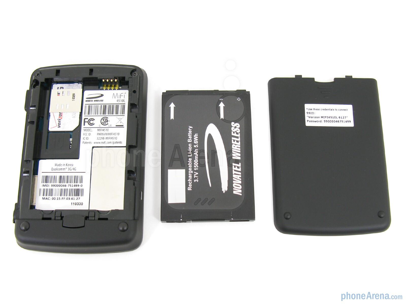 Novatel 4510l 4g Mifi For Verizon Wireless Review