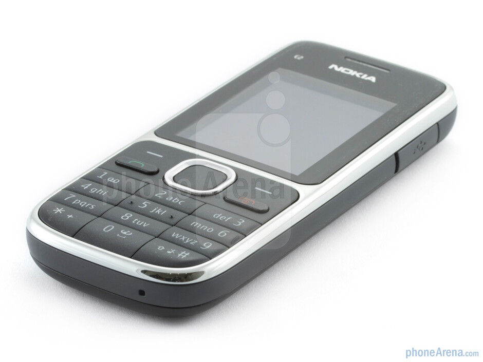 Nokia C2-01 Review