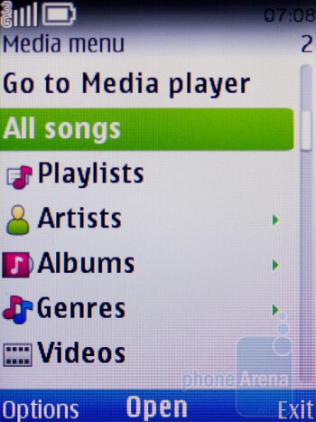 Media player - Nokia C2-01 Review