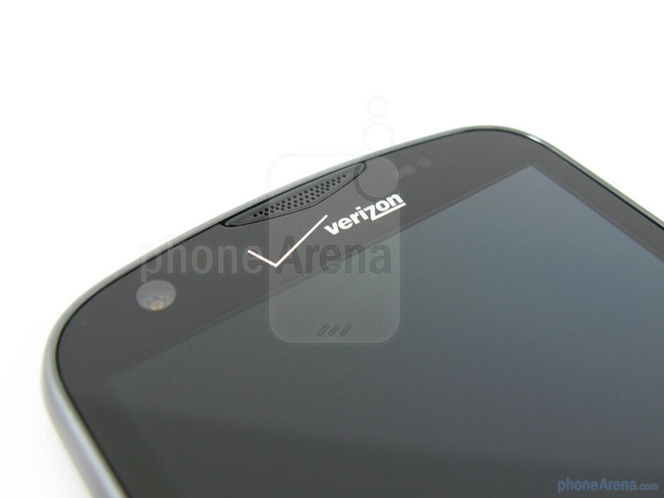 The 1.3MP front-facing camera - Samsung Droid Charge Review