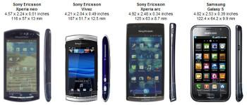 sony ericsson xperia neo review rh phonearena com Sony Ericsson Xperia V Sony Ericsson Xperia All Models
