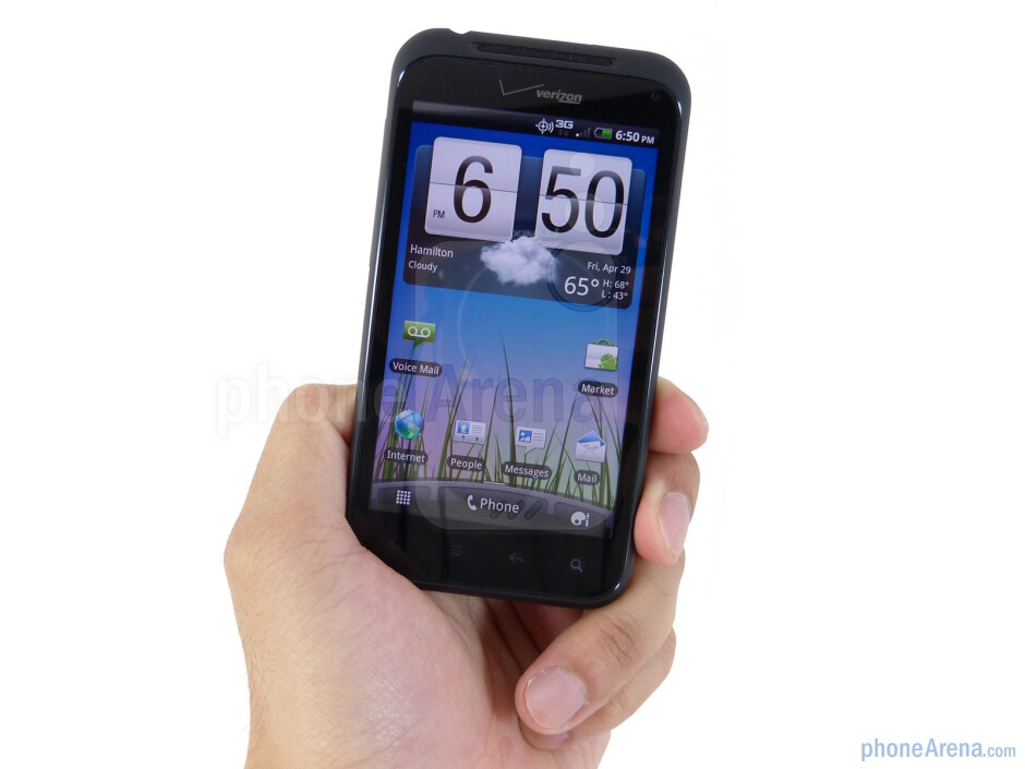 The HTC DROID Incredible 2 is one solid feeling handset - HTC DROID Incredible 2 Review