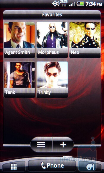 There are plenty of pre-loaded HTC widgets - HTC DROID Incredible 2 Review