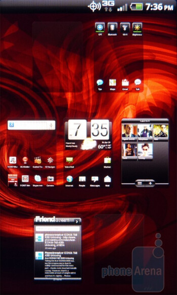 Sense UI on the HTC DROID Incredible 2 - HTC DROID Incredible 2 Review