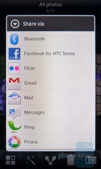 The Gallery App - HTC DROID Incredible 2 Review