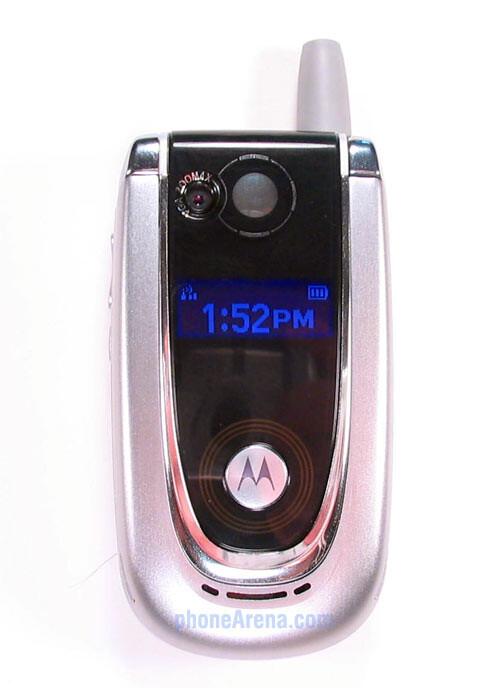 Motorola V600 Review Design Phonearena