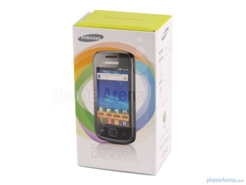 Samsung GALAXY Gio Review