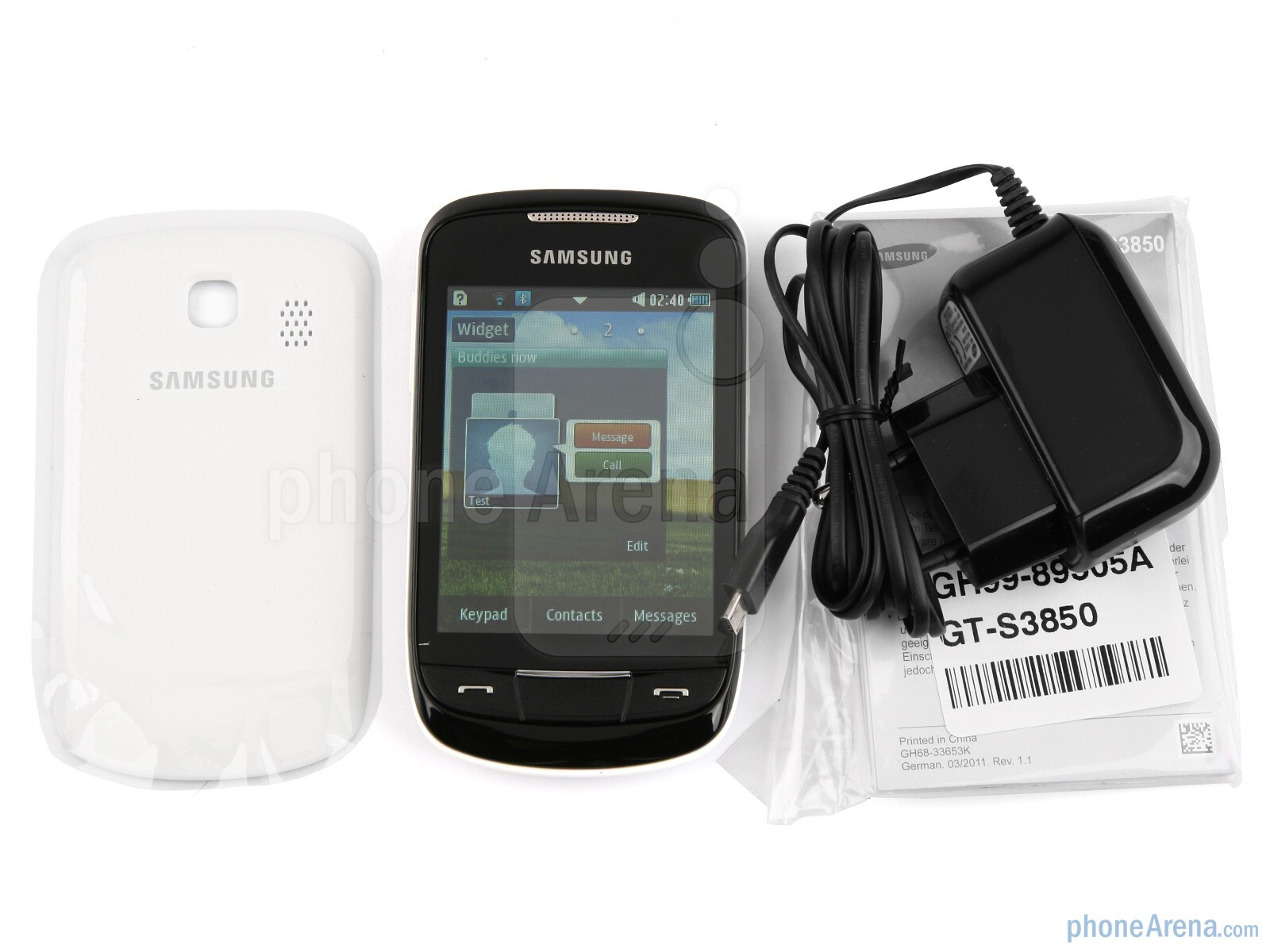 for mobile gt-s3850