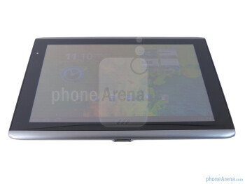 Viewing angles - Acer ICONIA TAB A500 Review