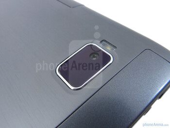 The Acer ICONIA TAB A500 has a 5MP camera - Acer ICONIA TAB A500 Review