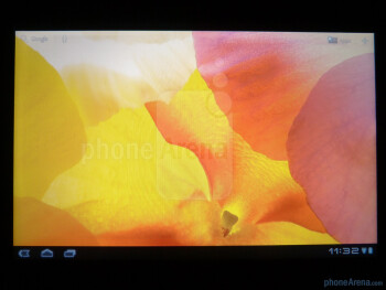 Color production - Acer ICONIA TAB A500 Review