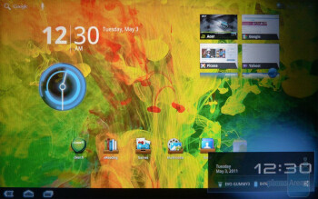 The Acer ICONIA TAB A500 is powered by Android 3.0 Honeycomb - Acer ICONIA TAB A500 Review