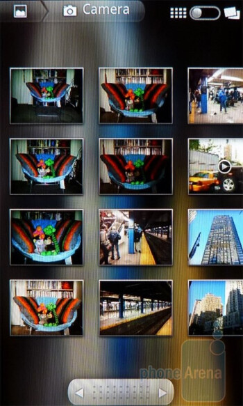Gallery - Samsung Infuse 4G Review