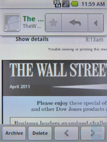 E-mail - Samsung Replenish Review
