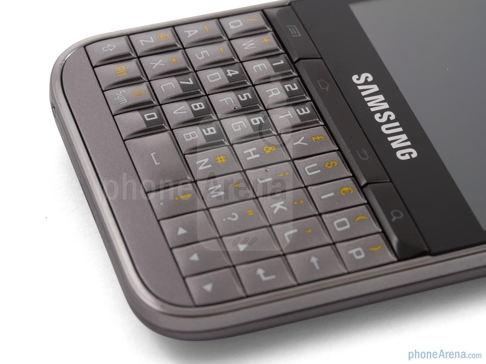 Qwerty Samsung Galaxy P...