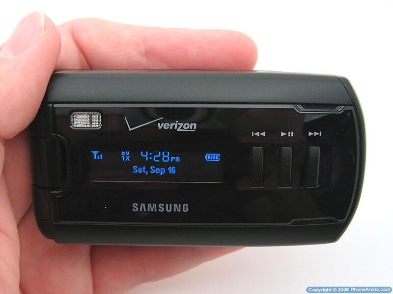 Samsung SCH-A930 Review