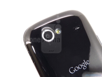 The 5MP camera on the back - Google Nexus S 4G Review