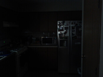 Darkness with flash - Indoor samples - Google Nexus S 4G Review