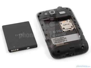 Back - HTC Wildfire S Review