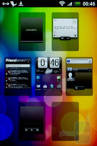 The HTC Wildfire S is powered by HTC Sense 2.1 - HTC Wildfire S Review