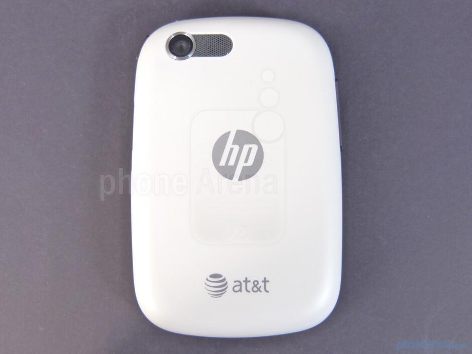 Back - HP Veer 4G Review