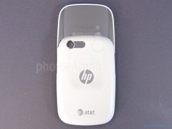 Back - HP Veer 4G Review