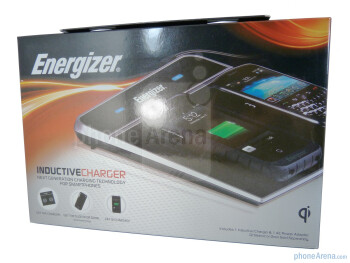Packaging of the Energizer Inductive Charger - Energizer Inductive Charger Review
