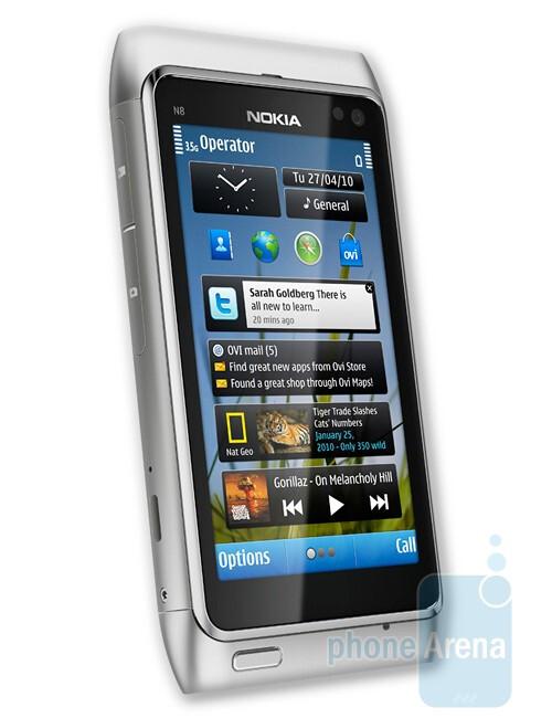 Nokia N8 - Samsung Galaxy S II vs LG Optimus 2X vs Nokia N8 vs Apple iPhone 4: Camera comparison