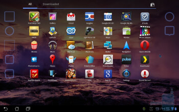 The Asus Eee Pad Transformer packs on a near stock Android 3.0 Honeycomb experience - Asus Eee Pad Transformer Review