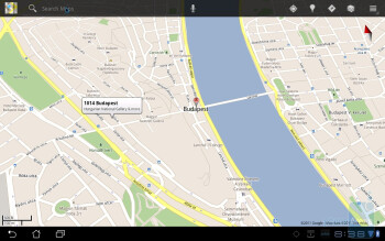 Google apps - Asus Eee Pad Transformer Review