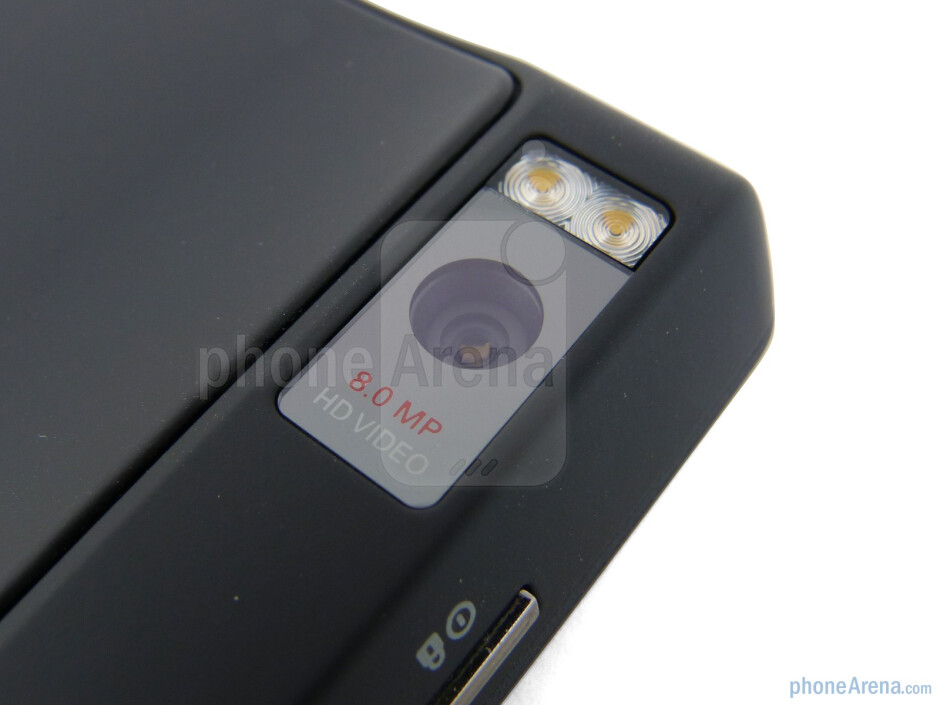 Back - DROID X2 Review