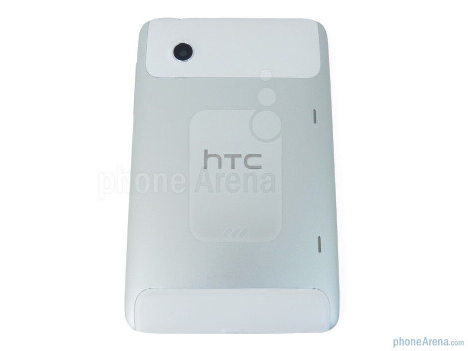 Back - HTC Flyer Review
