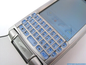 Sony Ericsson P990 Smartphone Review