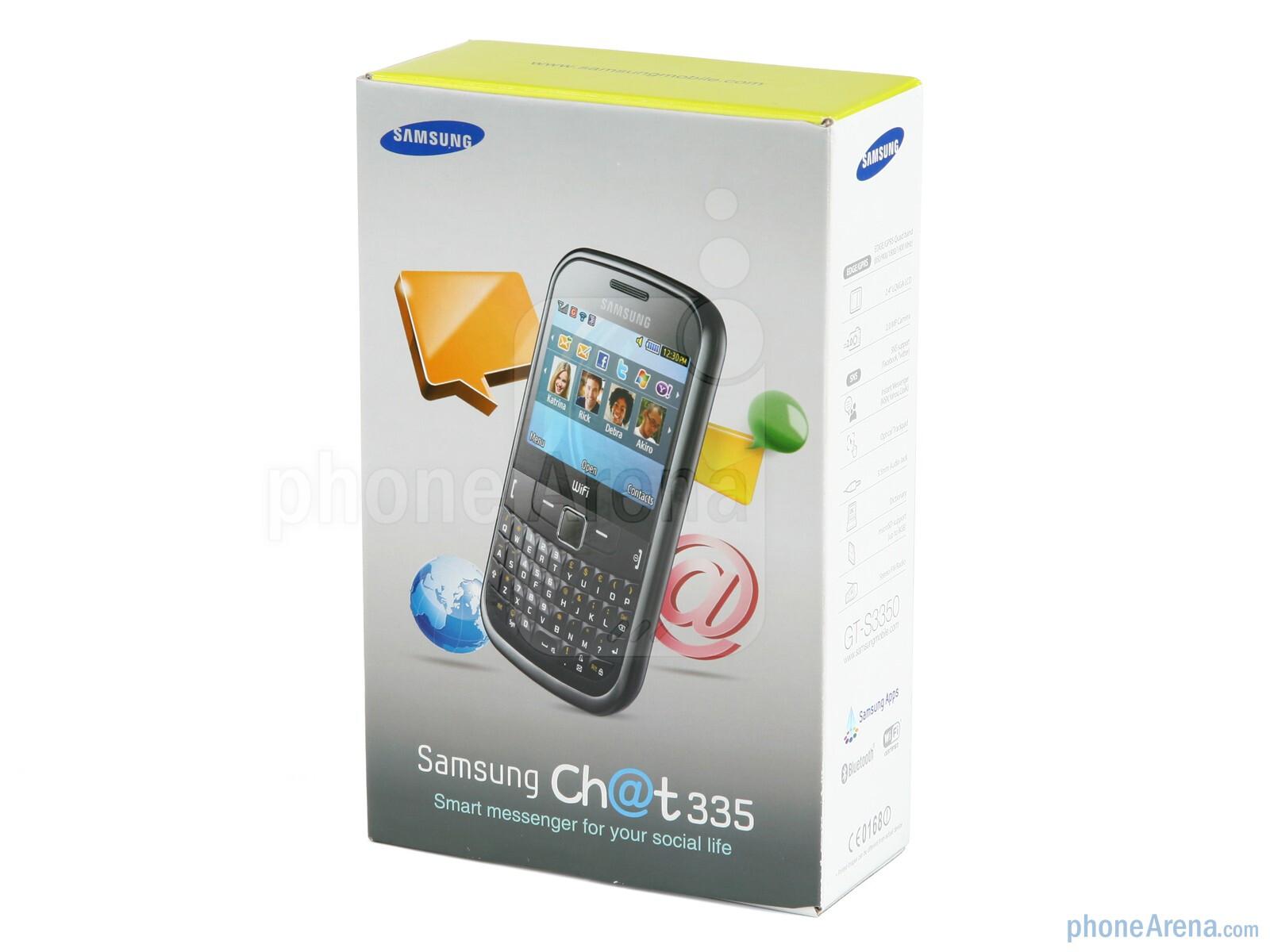 Samsung Cht 335 Review Design 01