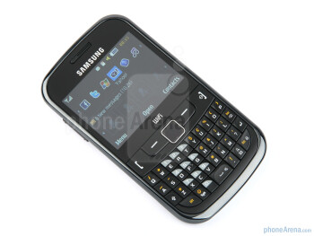 Samsung Ch@t 335 Review