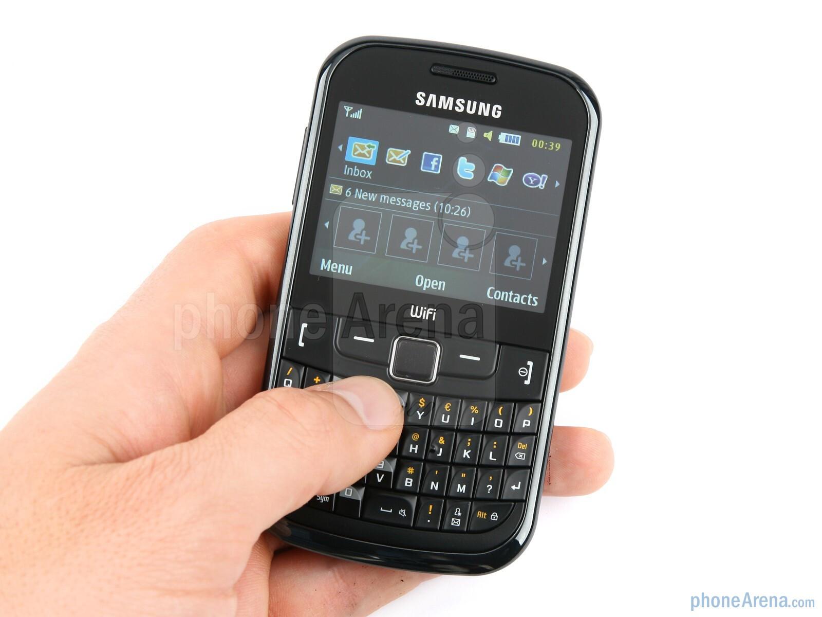 Chat Para Samsung Chat 335