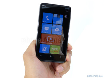 HTC HD7S Review