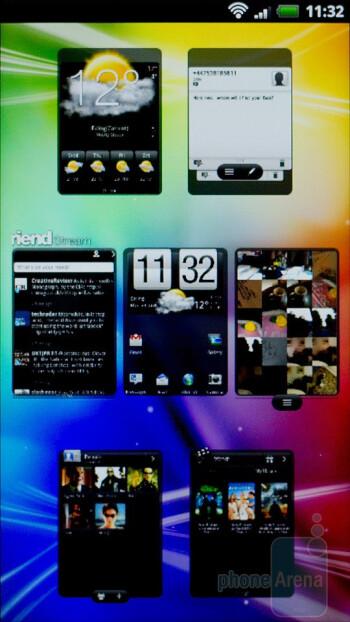 The HTC Sensation has HTC Sense 3.0 on top of Gingerbread - HTC Sensation Review