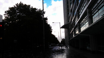 Off - Samples with Backlight mode - HTC Sensation Review