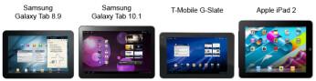 Samsung GALAXY Tab 8.9 Preview