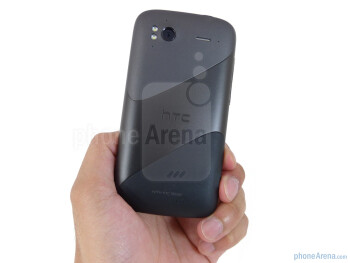 We're smitten with the HTC Sensation 4G's look and feel - HTC Sensation 4G Review