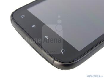 Capacitive buttons - HTC Sensation 4G Review