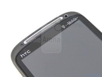 Speaker grill - HTC Sensation 4G Review