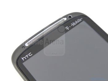 Speaker grill - HTC Sensation 4G Review