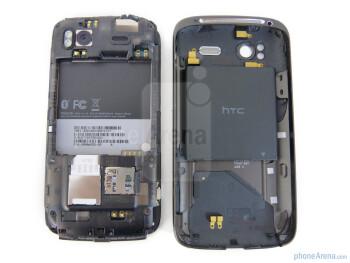 Back - HTC Sensation 4G Review